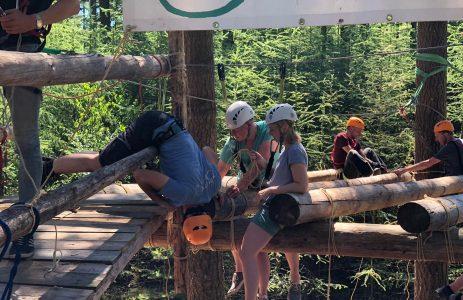Kamp Buitendoor - activiteit survival