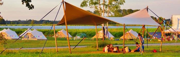GroepsNatuurkampeerterrein Scoutinglandgoed Zeewolde